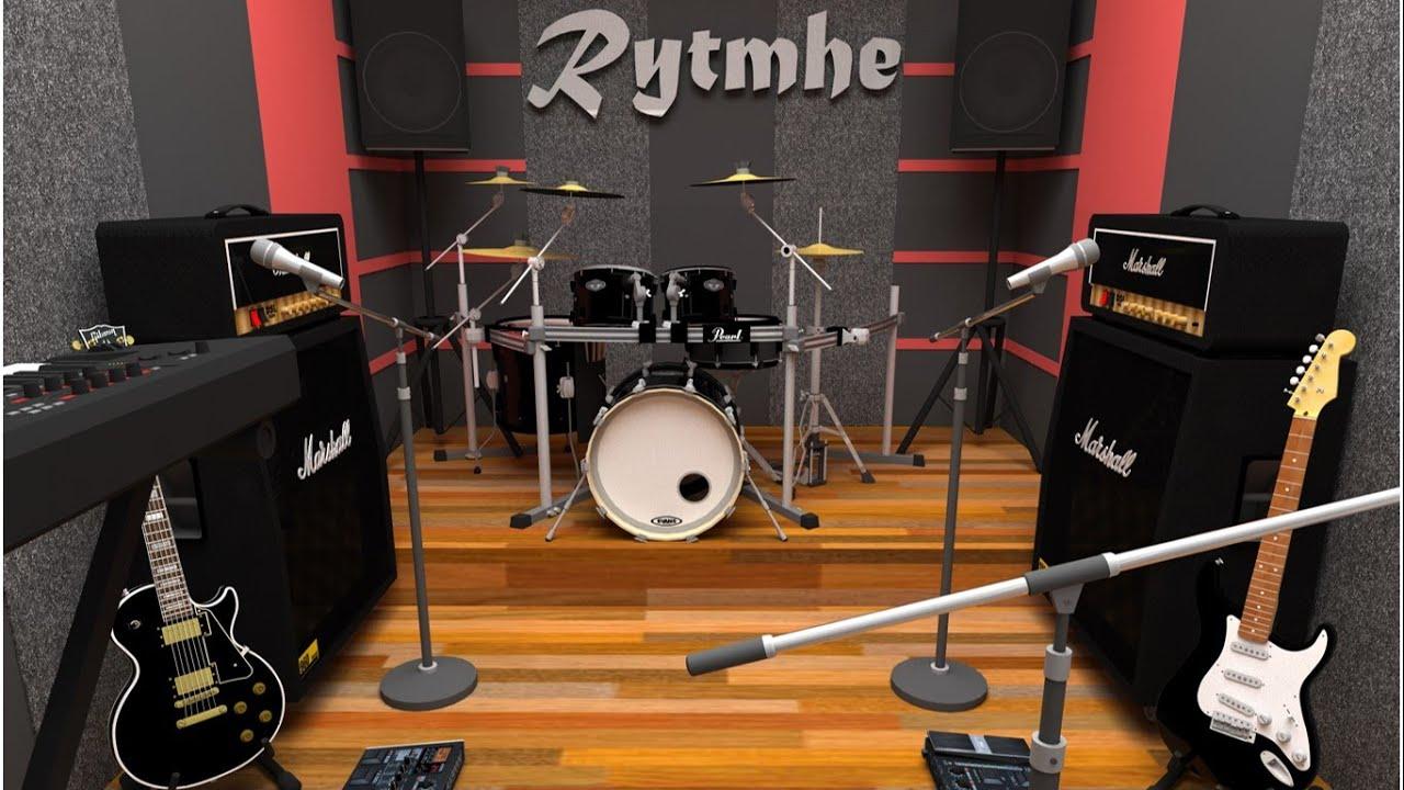 Vendor pembuatan ruang studio musik kedap suara di professional