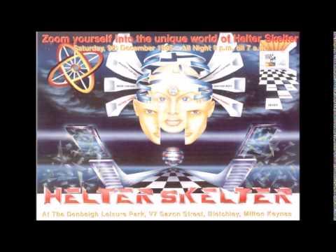 DJ SY - HELTER SKELTER (ZOOM) 1995 - OLD SKOOL HARDCORE RAVE DJ SET