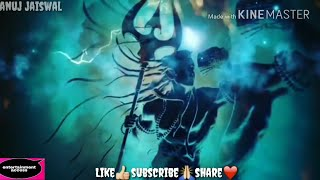 Shiv shambhu shiv shankar tera nasha whatsapp status