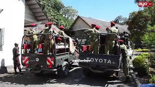 Ilivyokuwa Mahakamani katika kesi Lema na watuhumiwa 61 wa ugaidi