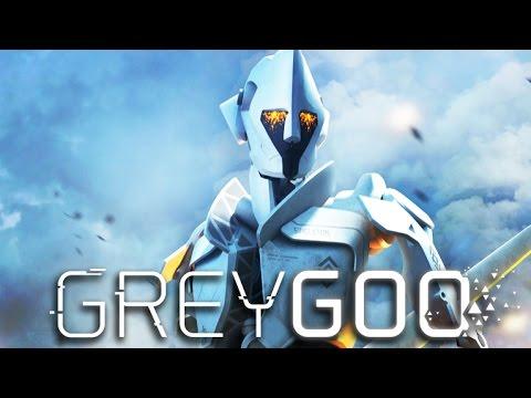 Grey Goo All Cutscenes (Game Movie) 1080p HD