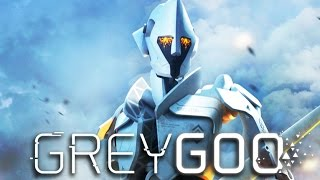 Grey Goo All Cutscenes (Game Movie) 1080p HD