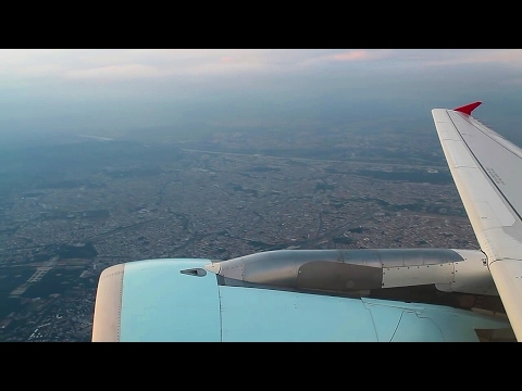 Austrian Airlines A319 Vienna-Oslo Safety, Takeoff, Inflight, Landing OS331