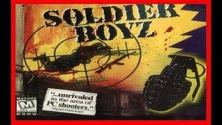 Soldier Boyz 1997 PC