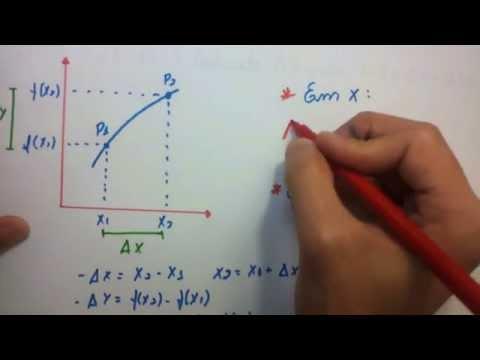 O que é diferencial calculo