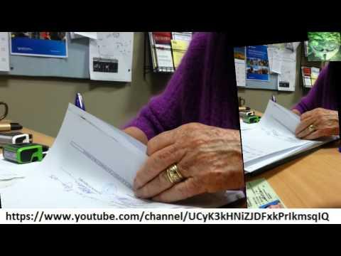 MOJ - North Shore District Court - 14 may 2015 - Affidavit - A step by Step Process, JP'd, Seal'd