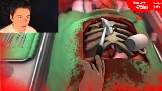 Surgeon Simulator 2013 | Dr. DeiGamer a tus servicios | #1