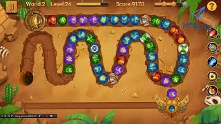 Jungle Marble Blast 22 screenshot 4