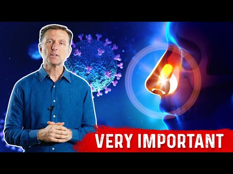 Coronavirus Destroys Sense of Smell: Why?