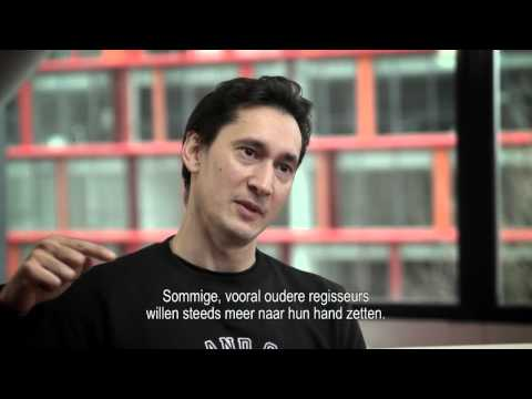 VPRO Cinema: interview with Grégoire Colin (Full Contact)