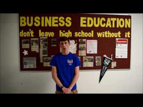"""What Makes Public Schools Great"" Belle High School"