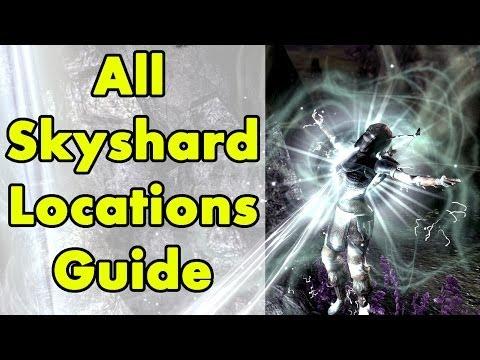 Elder Scrolls Online: All Skyshard Locations PC/XBox/PS4(ESO