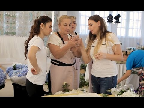 Backstage Happy Doll Wedding как все было
