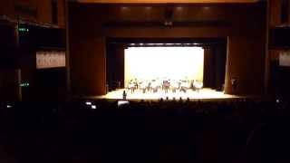 軒尼詩道官立上午小學(管弦樂團) - 綜藝匯演2015