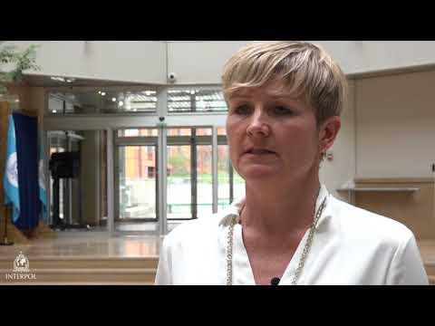 Mona Martinsen, INTERPOL Project Manager, EL PAcCTO