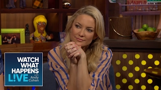 Kate Hudson on the Nick Jonas Dating Rumors - WWHL