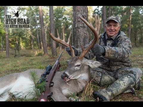 Hunting East Texas Whitetails
