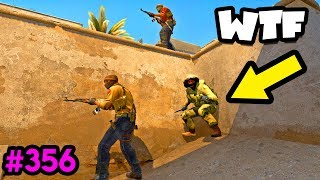 SNEAKY BEAKY LIKE MODE ! - CS:GO BEST ODDSHOTS #365