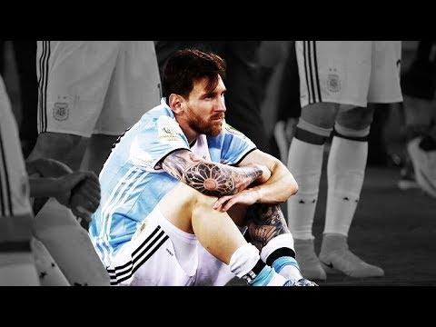 Lionel Messi | S.A.D (Khea) | SE VA de la SELECCIÓN ARGENTINA? | 2018 ᴴᴰ