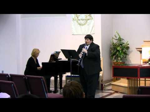Finzi - Five Bagatelles - V. Fughetta
