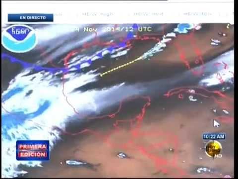 TVC Hoy Mismo - Tegucigalpa a 8 grados de temperatura