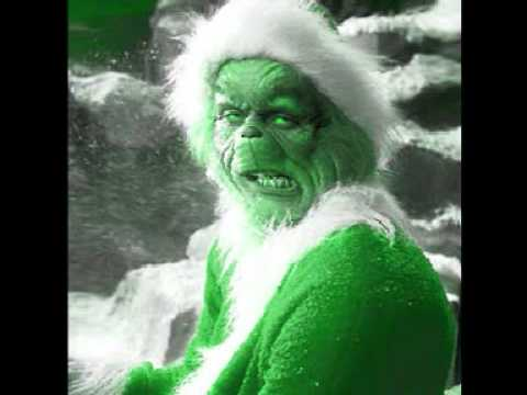 Grinch - Where are you Christmas - Karaoke/instrumental - YouTube