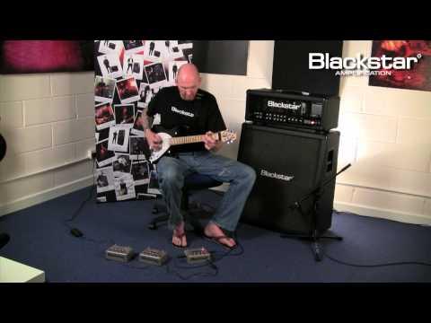 Blackstar HT-REVERB demonstrated by Jamie Humphries