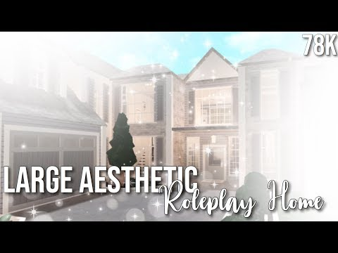 roblox-|-bloxburg-:-large-aesthetic-roleplay-home-♡-(-78k-)