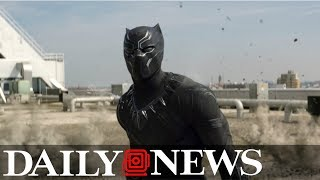 """Black Panther"" will be first movie publicly shown in Saudi Arabia in over 30 years"