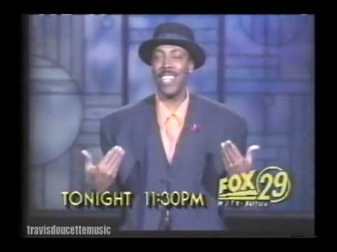 Madonna on Arsenio Hall WUTV Fox 29 (1991)