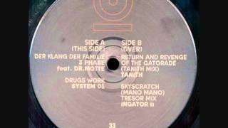 Ingator II - Skyscratch (Mano Mano)(Tresor Mix) (1992)