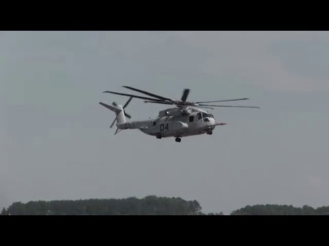 CH-53K King Stallion Flight Testing Begins Transition to Patuxent River NAS