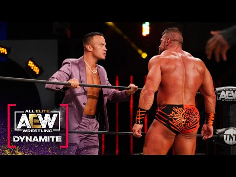 Is Team Taz on the Verge of a Total Implosion?   AEW Friday Night Dynamite, 6/11/21