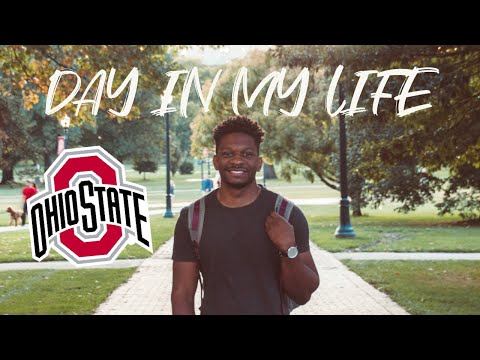 A Typical Day In My Life At The Ohio State University