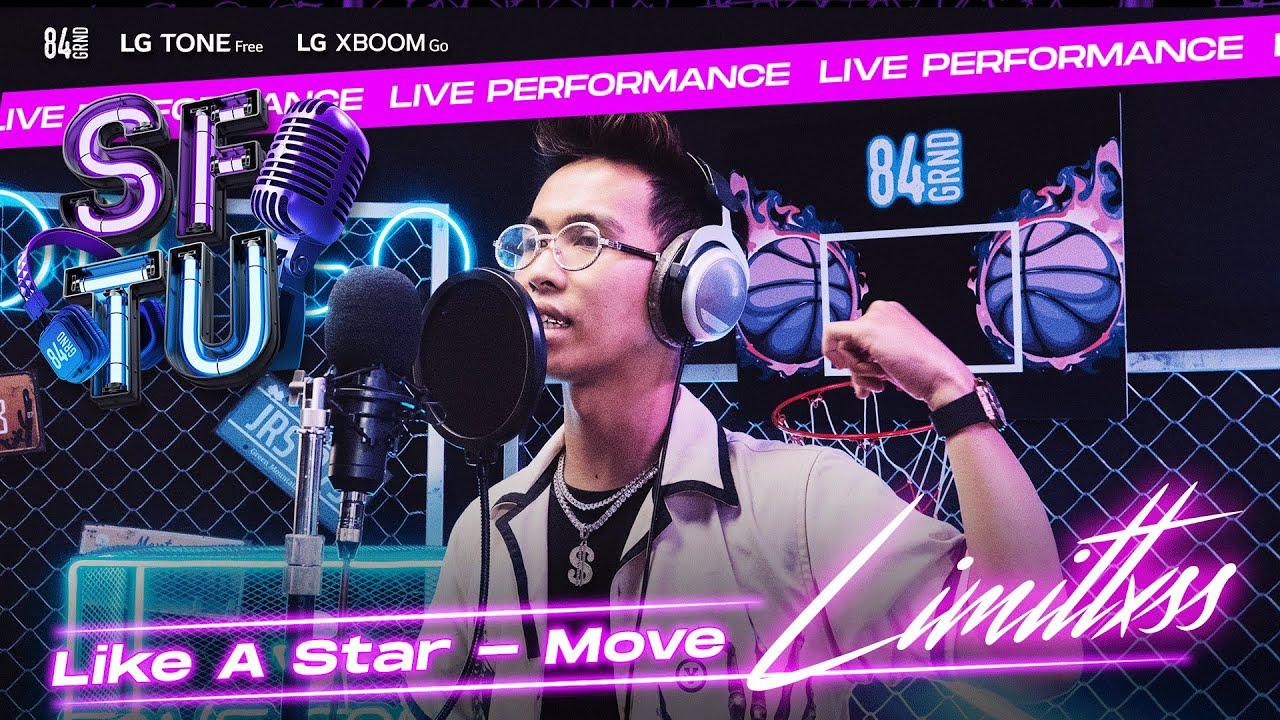 Limitlxss - Like A Star, Move | Live @84GRND