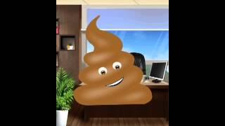 Talking Poop Emoji - I Need A Little Respect!
