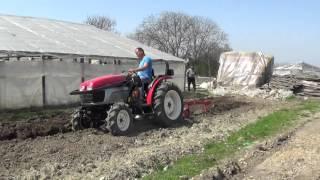 Yanmar tractor EF233M