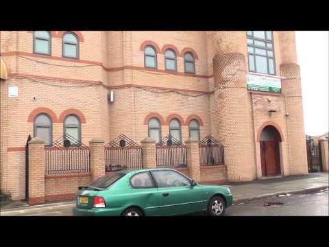 Al Rahma Mosque , Hatherley street, Toxteth, Liverpool, England