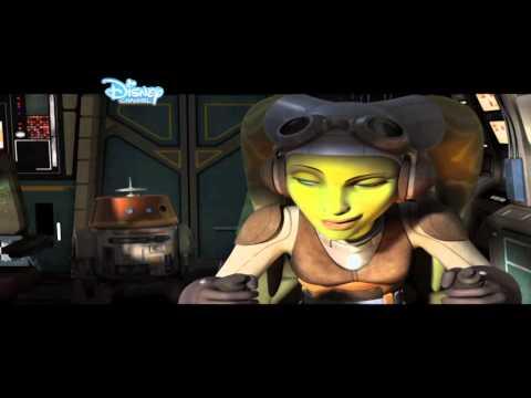 youtube filmek - Star Wars: Lázadók - Gép a szellemben