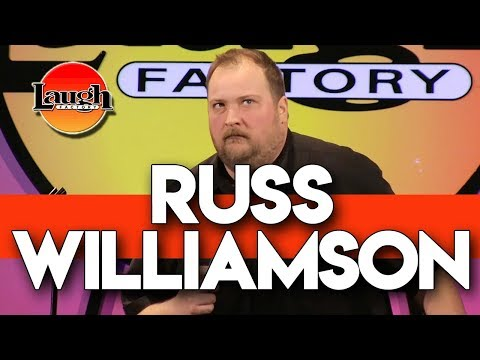 Russ Williamson | Sex by Candlelight | Laugh Factory Chicago Stand Up Comedy