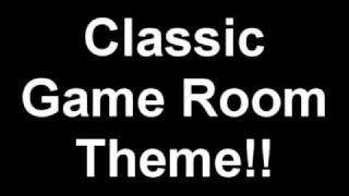 Classic Game Room Thęme FULL!!!