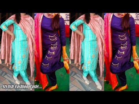 Punjabi suit fashion | Latest punjabi suit design for women | punjabi salwar suit design 2019