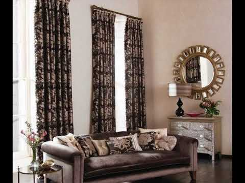 Dining room curtains decorating ideas