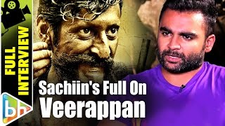 Sachiin Joshi | Veerappan | Full Interview | Kareena Kapoor Khan | Hrithik Roshan | Rapid Fire