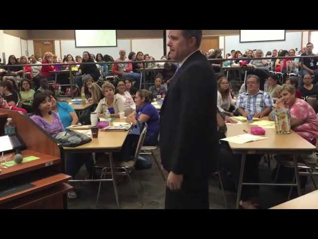 Making Teacher Professional Development Fun, Informative & Memorable