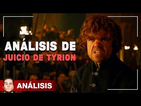 El Juicio de Tyrion - Análisis de Juego de Tronos