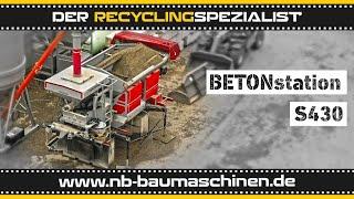BETONstation S430   Beton tank…