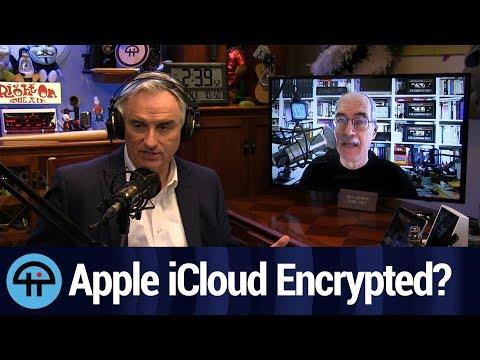 Is Apple iCloud Encrypted?
