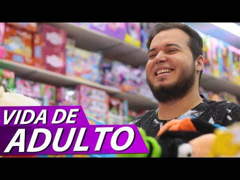 PONTO DE VISTA - VIDA DE ADULTO