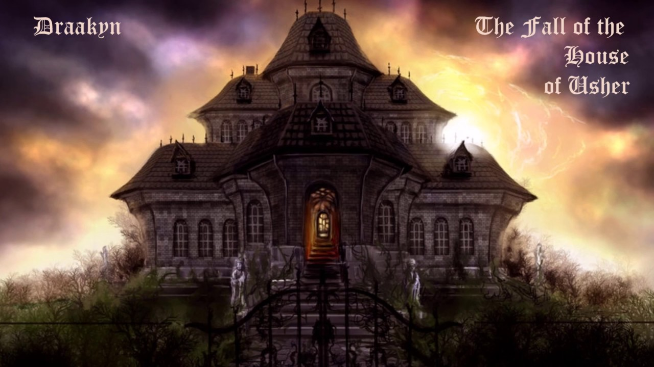 Dark ambient orchestral music the fall of the house of for Orchestral house music